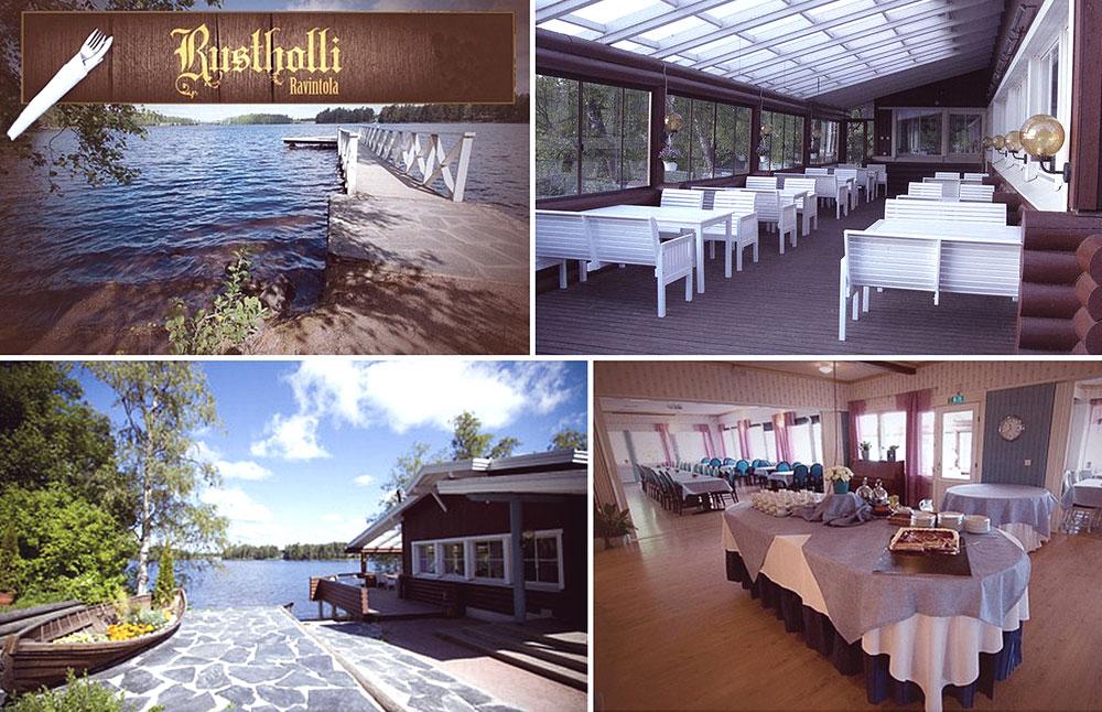Rustholli Tampere