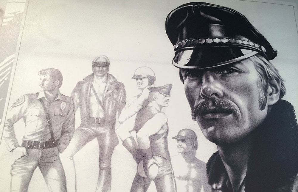 Tom of Finland - LE COOL Tampere