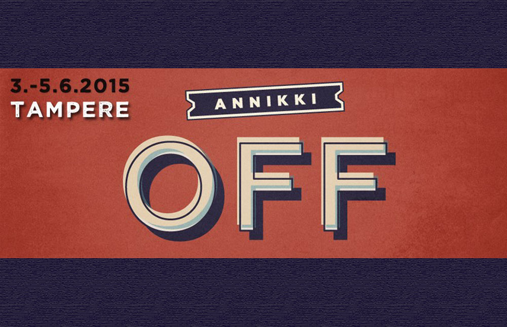 Annikki OFF - LE COOL Tampere