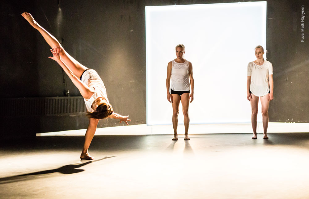 Tanssivirtaa Tampereella - LE COOL Tampere