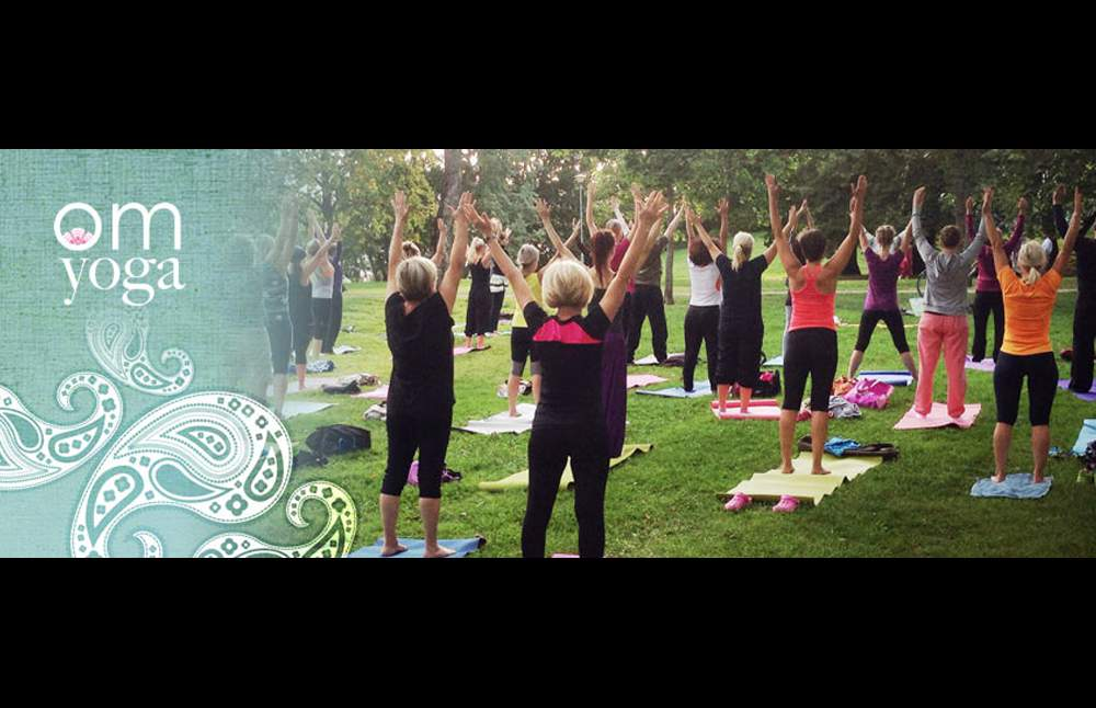 Om Yoga - LE COOL Tampere