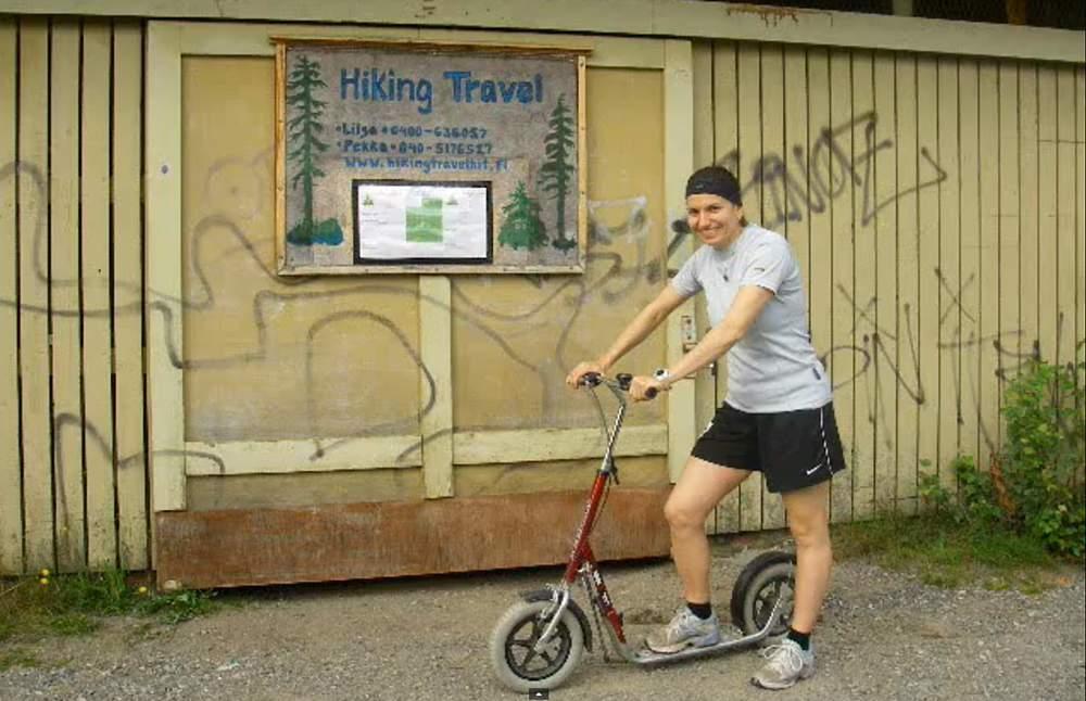 Potkulautailua - Hiking Travel - LE COOL Tampere
