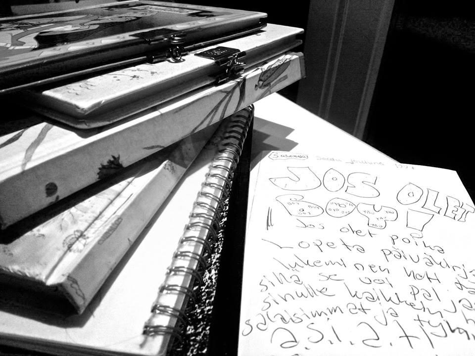 lauantai_EKF_diary