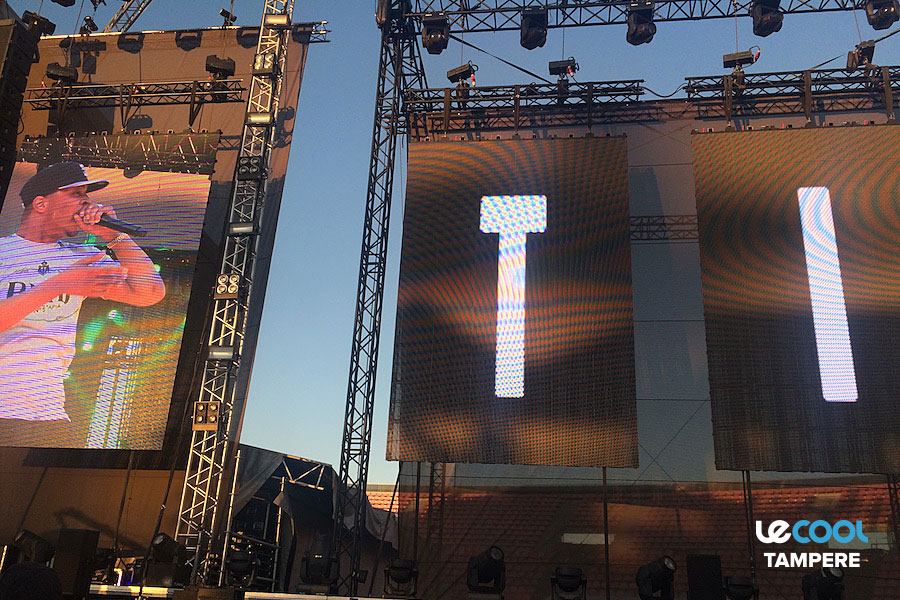 Blockfest-TI-letters-LE-COOL-Tampere