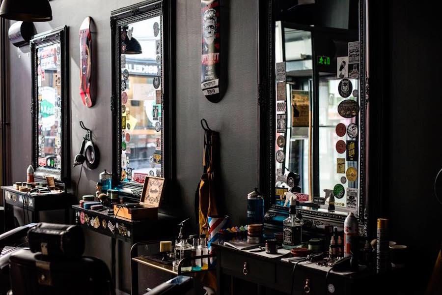 Dick-Johnson-Barber-Shop-kuva-sisalta