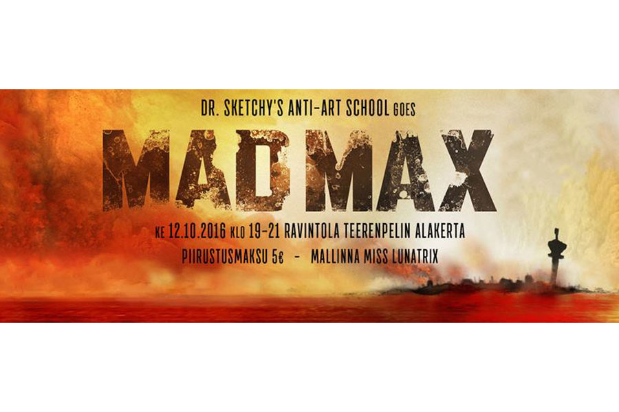 dr-sketchys-mad-max-le-cool-tampere