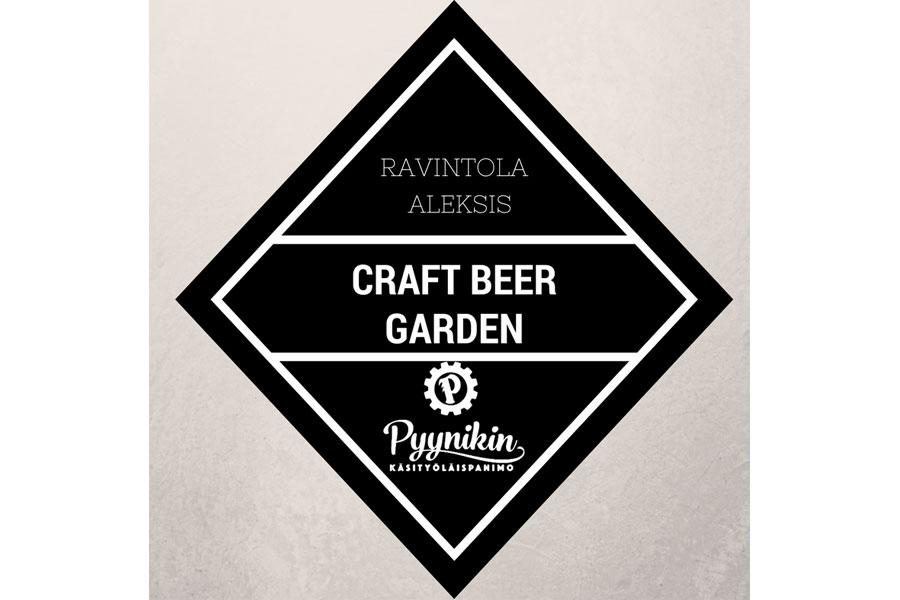 Craft-Beer-Garden-Pyynikin-kasityolaispanimo-le-cool-tampere