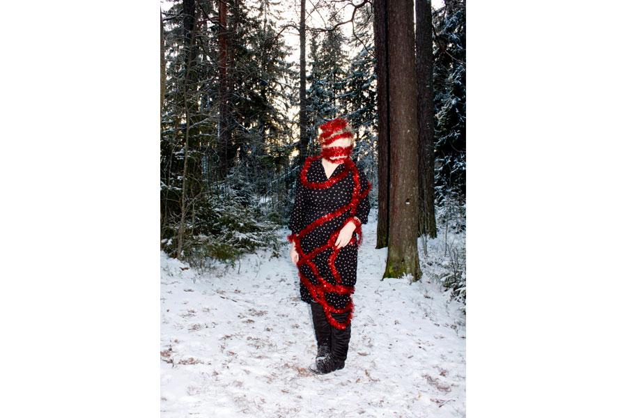 Karoliina-Paappa-beibi-sa-oot-mun-joulukuusi-le-cool-tampere